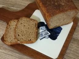 chleb żytni na zakwasie | Chrosiówka na Mazurach
