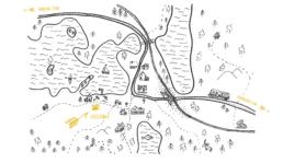Mazury Noclegi nad Jeziorem | Chrosiówka Mapa
